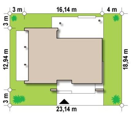Проект дома в ультрасовременном дизайне